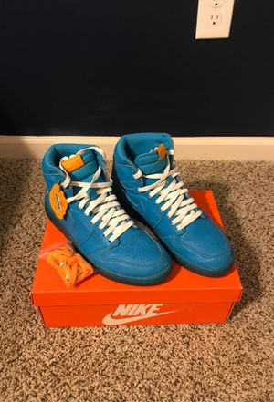 Jordan 1 Gatorades size 10.5 for Sale in Obetz, OH