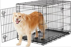 Frisco Collapsible Wire Dog Crate and Pen 36 in (Medium & Large dogs) for Sale in New York, NY