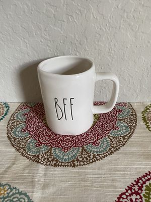 Rae Dunn mug says BFF NWOT for Sale in Lehigh Acres, FL