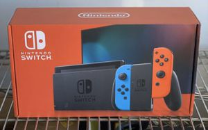 Nintendo switch for Sale in Stockton, CA