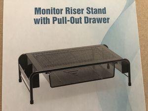 Monitor stand for Sale in Santa Maria, CA