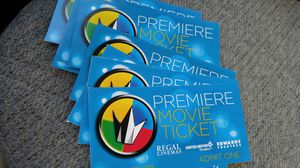 10 Regal premiere movie tickets for Sale in Marysville, WA