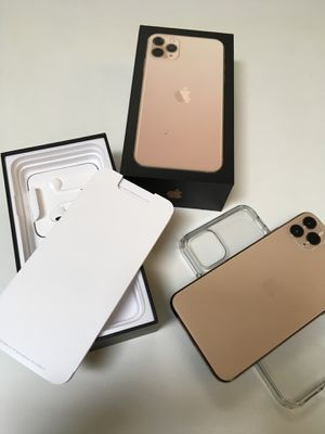 AT&T IPHONE 11 PRO MAX 512 GB for Sale in Freehold, NJ