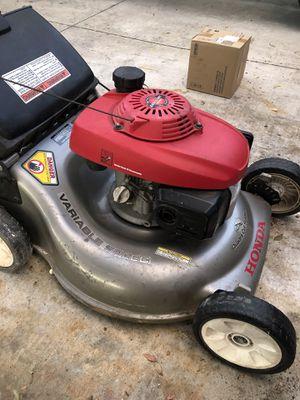 Honda Self Propelled Lawn Mower for Sale in Westminster, CA
