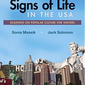 Signs Of Life In The USA Textbook Reading Writing for Sale in West Linn, OR