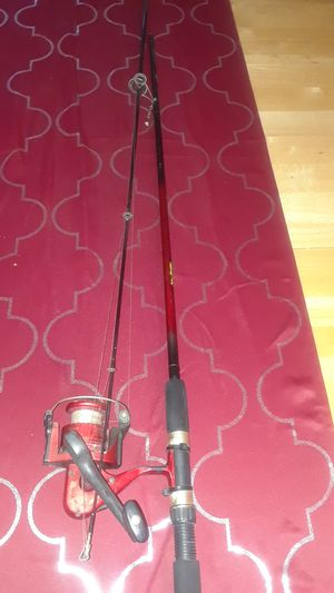 Lake and stream fishing pole for Sale in Fresno, CA