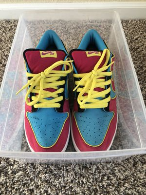 """Nike SB Dunk Low """"Ms Pac-Man"""" Size 11.5 for Sale in Westminster, CO"""
