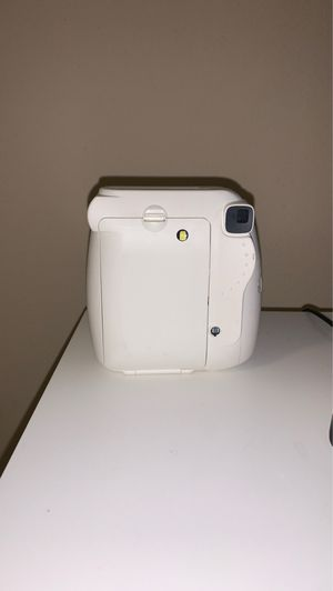 White Polaroid Camera for Sale in Eugene, OR