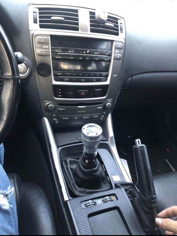 Lexus 2007 is250 standard