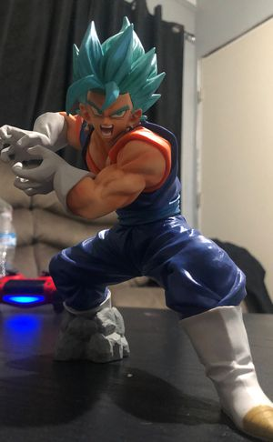 Super Saiyan God Super Saiyan Blue Vegito Collectible Statue for Sale in Los Angeles, CA