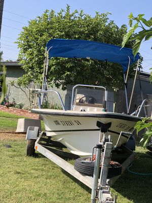 Center console boat for Sale in Riverside, CA