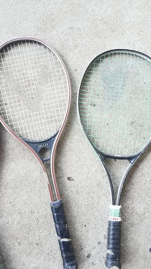 Prince and Volly tennis rackets $10 each for Sale in Grand Prairie, TX