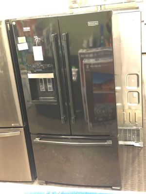 Maytag French Door Refrigerator OR N for Sale in Houston, TX