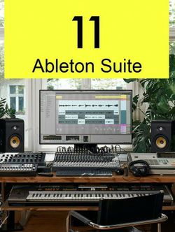 Ableton Live Suite 11 - Produce Mix Master for Sale in Los Angeles,  CA