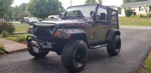 1997 Jeep Wrangler Tj for Sale in Christiansburg, VA