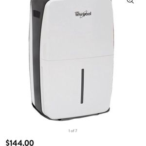 Whirlpool Dehumidifier 70 Pint for Sale in Victorville, CA