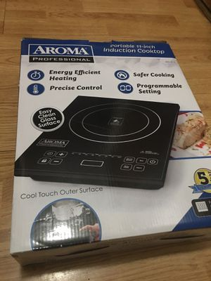 Aroma Portable Induction Cooktop for Sale in Waianae, HI