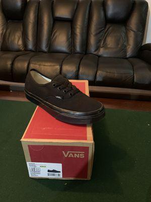 $55 VANS size men: 5 women: 6.5 for Sale in Corona, CA