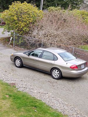 2005 Ford Taurus SEL for Sale in South Bend, WA