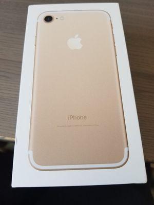 Brand new Unlocked iphone 7 32gb for Sale in Atlanta, GA