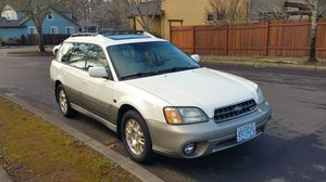 2003 Subaru Outback Wagon H6 L.L Bean All Wheel Drive for Sale in Oregon City, OR