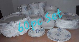 60pc Dishware set for Sale in Clovis, CA