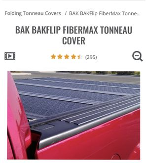 bakflip folding fiberglass top for Sale in Parma, OH