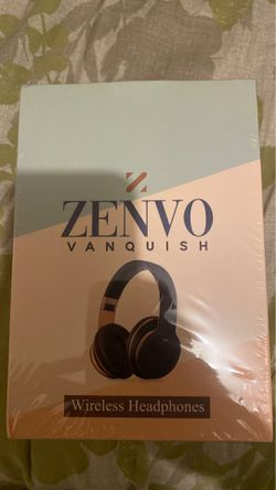 Zenvo Wireless Headphones for Sale in Baltimore,  MD