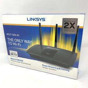 Linksys EA7500 AC1900 Max Stream MU-MIMO WiFi Router for Sale in Sewickley, PA