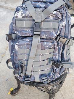 Blue Aqua Camo Backpack for Sale in Whittier,  CA