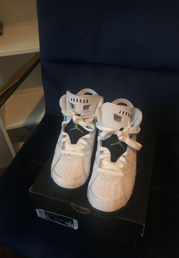 Jordan retro 6 size 2