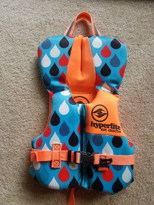 Hyperlite life vest infants for Sale in San Jose, CA