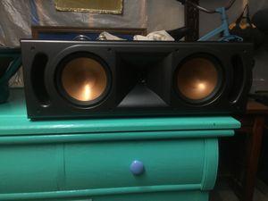 Klipsch Center Channel Speaker RC35 for Sale in Bastrop, TX