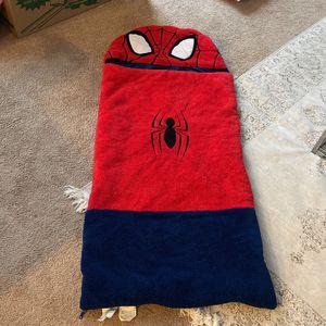 Spider-Man Sleeping Bag for Sale in Milwaukie, OR