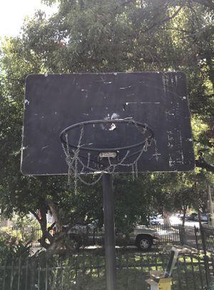 Basketball hoop for Sale in Pasadena, CA