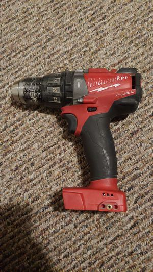 Milwaukee M18 Gen 2 FUEL 1/2 Hammer Drill for Sale in Columbus, OH