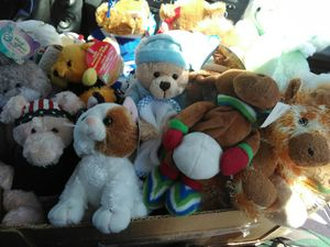 Over 100 beanie babies ( March of dimes) for Sale in Fresno, CA