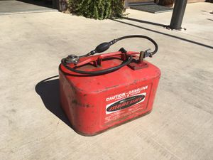 Vintage outboard fuel can for Sale in Fallbrook, CA