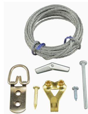 Find great deals for OOK Precise Hook Kit 59985 10-Piece Pkg Holds up to 50 Lb 0407 D20 for Sale in Cincinnati, OH