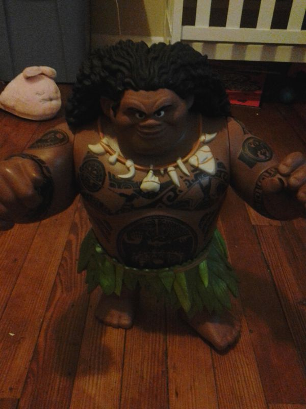 Moana collecters item the rock