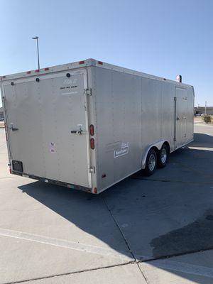 22 ft Hallmark Elite 11 Enclosed trailer for Sale in Oceanside, CA