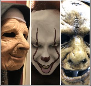 Brand new Halloween mask lot for Sale in Bloomingdale, IL