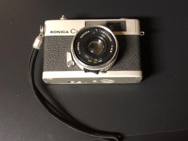 Vantage camera lot of 7 Kodak. Tasco konica keystone pentax