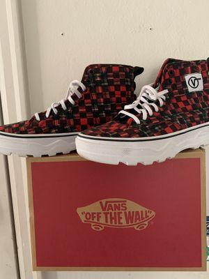 Vans high top shoes men's for Sale in Spokane, WA