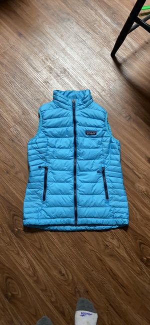 Patagonia down puff vest for Sale in New Braunfels, TX
