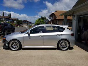 09 Subaru wrx for Sale in Kapolei, HI