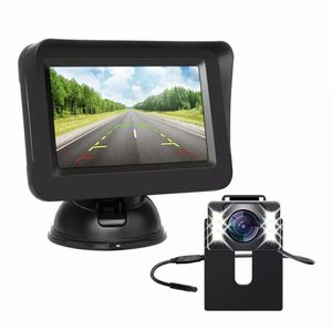 """Backup Camera Kit, Waterproof Rear View Camera w/ 4.3"""" LCD Monitor, Ideal for Sedans, Pickup Truck, SUV, Minivans for Sale in San Diego, CA"""