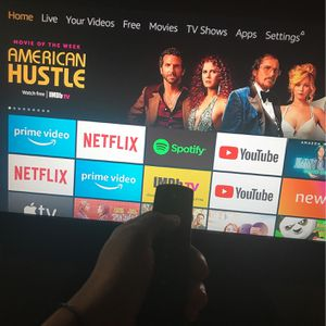 Amazon Firestick (4K) for Sale in Baltimore, MD