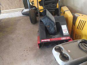 Yard Machines Snow Blower for Sale in Preston Park, PA