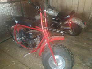 Minnie motor bike for Sale in Orting, WA